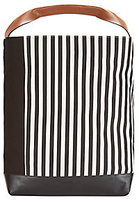 Marni Striped Canvas Shoulder Bag