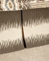 Jane Wilner Designs Queen Phoebe Stripe Dust Skirt