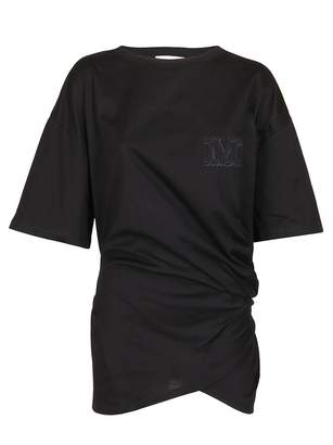Max Mara Twisted Draped T-Shirt