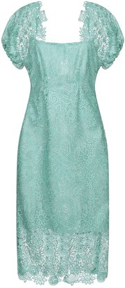 CRISTINA ROCCA 3/4 length dresses
