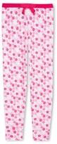 Petit Bateau Girls floral print cotton pants
