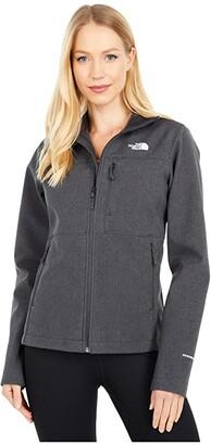 The North Face Apex Bionic Jacket (TNF Dark Grey Heather) Women's Coat