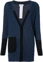 Akris Punto tonal elongated cardigan - women - Wool - 4