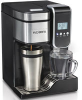 Hamilton Beach FlexBrew Programmable Coffee Maker and Hot Water Dispenser
