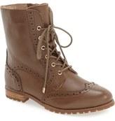 Sudini 'Felicia' Lace-Up Boot (Women)
