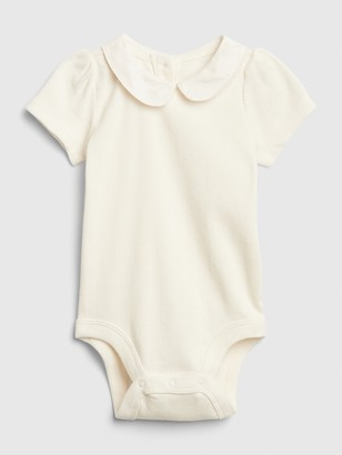 Gap Baby Peter Pan Collar Bodysuit