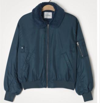 American Vintage Akocity Jacket Navy - M