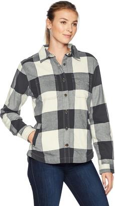 Carhartt Women's Rugged Flex Hamilton Fleece Lined Shirt