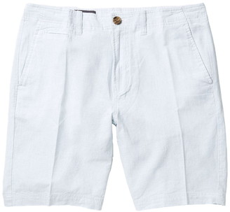 WALLIN & BROS Solid Chino Shorts