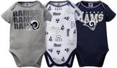 Gerber Saint Louis Rams Short-Sleeve Bodysuit Set