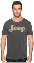 Lucky Brand 1955 Jeep Graphic Tee