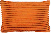 Dransfield and Ross Indoor/Outdoor Phyllo Pillow-ORANGE
