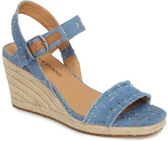 Lucky Brand Marceline Espadrille Wedge Sandal
