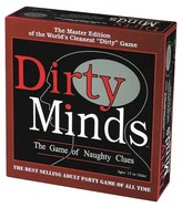 TDC Games Dirty Minds Adult Party Game