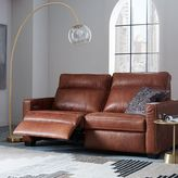 Henry® Leather Power Recliner Sofa - Tobacco