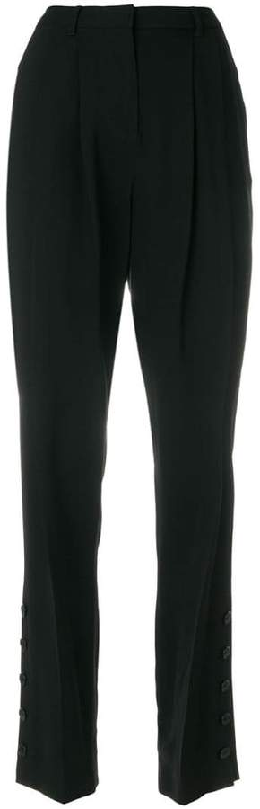 Altuzarra wide-leg button trousers