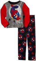 Marvel Spiderman 2-Piece PJ Set (Kid) - Multicolor-8