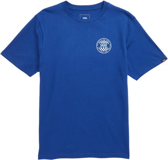 Vans Check Logo Graphic Tee