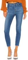J Brand Alana High Rise Crop Skinny. - size 24 (also