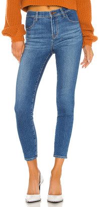 J Brand Alana High Rise Crop Skinny. - size 24 (also