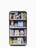 Kate Spade Library iPhone 7 plus case