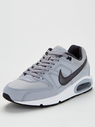 Nike Command Leather - Grey/Black