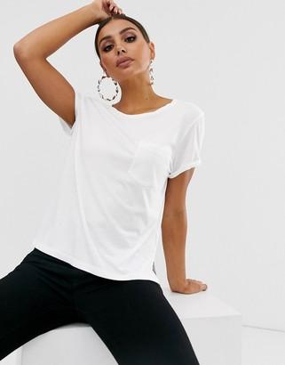 G Star G-Star Cairn pocket t-shirt-White