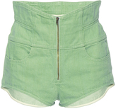 Isabel Marant Everson Slim Fit Shorts