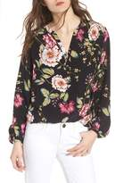 Yumi Kim Love Song Silk Blouse