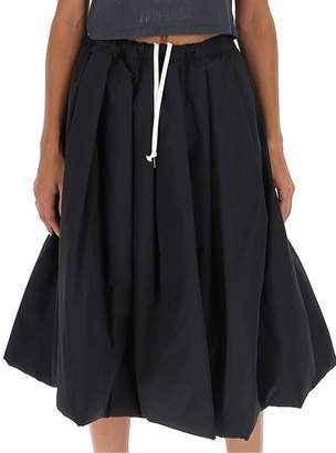 Comme des Garcons Flared A-Line Midi Skirt