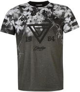 Fabric Floral T Shirt