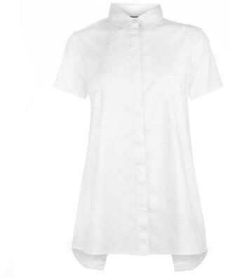 Kangol Short Sleeve Wrap Shirt Ladies