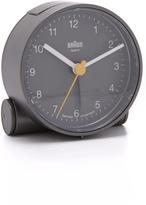 Braun Round Alarm Clock