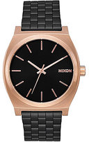 Nixon Time Teller Bracelet Watch