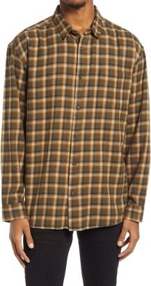 BP Long Sleeve Check Flannel Shirt