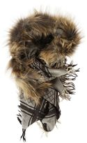 Gucci Fur Applique Scarf