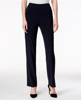 Style&Co. Style & Co. Tummy-Control Pull-On Pants