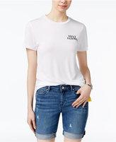 Rachel Roy Heart Breaker Graphic T-Shirt