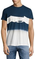 Sol Angeles Spray Wave Dip-Dye T-Shirt