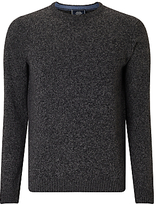 John Lewis Made In Italy Merino Cashmere Jumper
