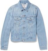 Acne Studios - Who Slim-fit Washed-denim Jacket