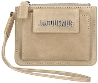 Jacquemus Olive wallet