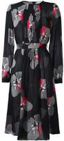 P.A.R.O.S.H. floral print dress - women - Silk - XS