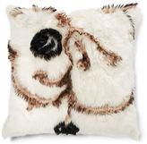 Ralph Lauren Home Lenorah Shearling Throw Pillow