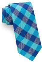 Ted Baker Men's Derby Check Silk Tie