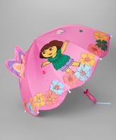 Dora the Explorer Pink Umbrella