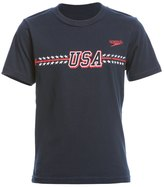 Speedo Youth Unisex Coughlin Jersey Tee Shirt 8146973