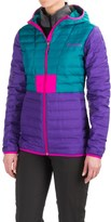Columbia Flashback Down Hooded Jacket - 650 Fill Power (For Women)