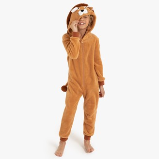 La Redoute Collections Lion Onesie, 3-12 Years