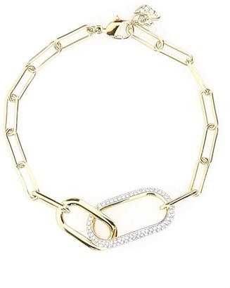Swarovski Time Chain Bracelet